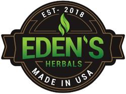Eden's Herbals logo