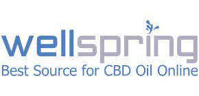 Wellspring CBD logo